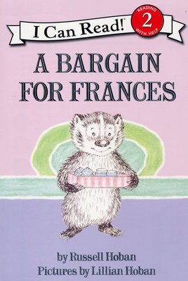 *小貝比的家*A BARGAIN FOR FRANCES/L2 /平裝書+CD/3~6歲