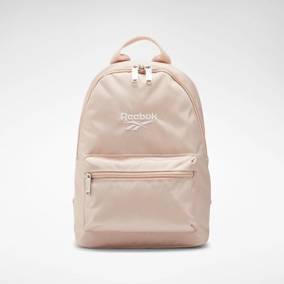 =CodE= REEBOK CLASSIC VECTOR MINI BACKPACK 小型帆布後背包(粉紅)FN1562
