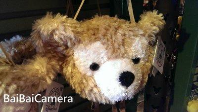 [bai] 日本香港 迪士尼 Disney 正版 限量 Duffy 達菲熊 零錢包 玩偶吊飾 可吊 相機包 卡片套夾