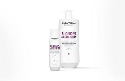 【IS艾絲】洗髮精】GOLDWELL ゴールドウェル 歌薇 光纖洗髮精 250ML