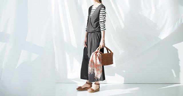 Kraso 人氣定番 超級全能 怎麼穿都好的連身褲裙  (現貨款特價)  再補貨到!