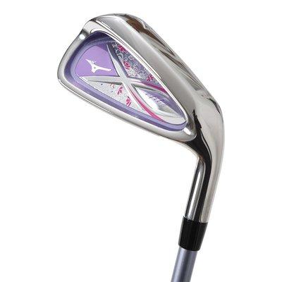 高爾夫球杆Mizuno美津濃高爾夫球桿 女士七號鐵 新款efil單支7號鐵 穩定易打