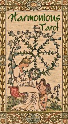 【預馨緣塔羅鋪】現貨正版和諧塔羅Harmonious Tarot(附中文說明)(柔感溫馨畫風)(正常大小)