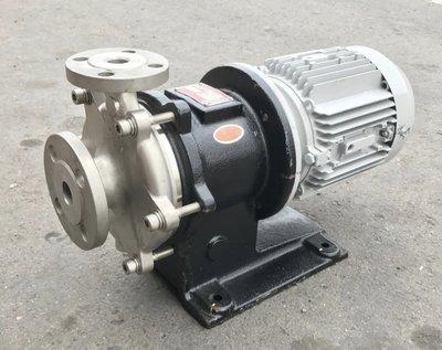 日本SANWA MP-221(3HP)不鏽鋼無軸封耐酸鹼幫浦/白鐵幫浦/抽水幫浦-超優外匯品