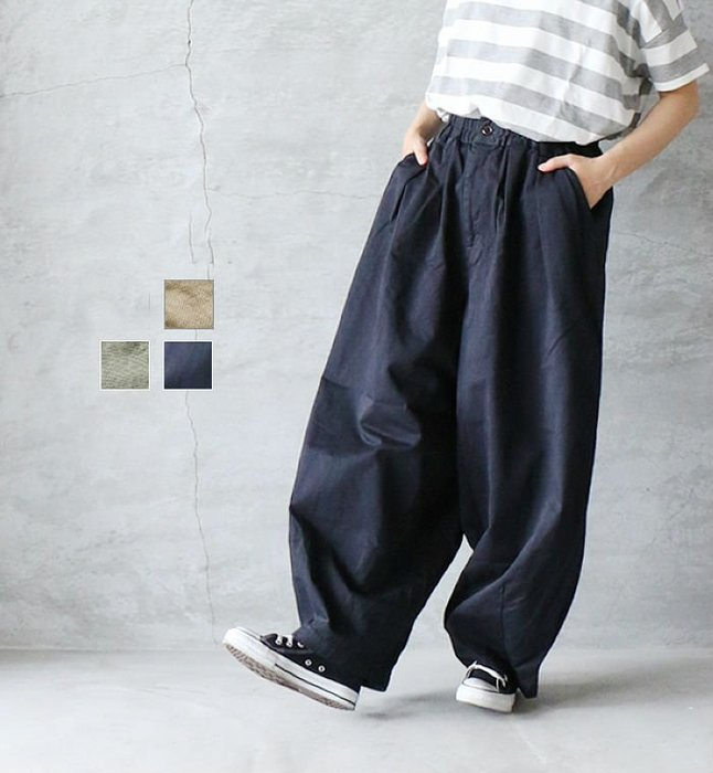 SEYES  {日本空運} 必備自然風基本款顯瘦超寬鬆哈倫長褲(男女皆可)