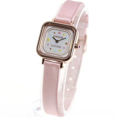 日本正版 CITIZEN 星辰 WICCA LADUREE KK3-310-16 女錶 女用 手錶 太陽能充電 日本代購