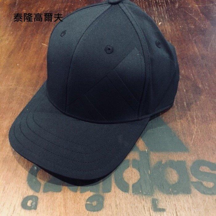 全新到貨 adidas  高爾夫 大LOGO 球帽 戶外活動必備 休閒運動 遮陽 防曬