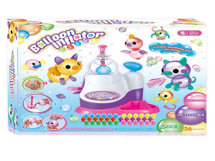 佳佳玩具 ----- 妙趣泡泡機 日本 神奇自黏氣球 泡泡精靈 DIY 粘粘樂 汽球製作機 【CF141254】