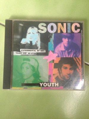Geffen-Sonic Youth音速青春-Experimental Jet Set, Trash & No Star