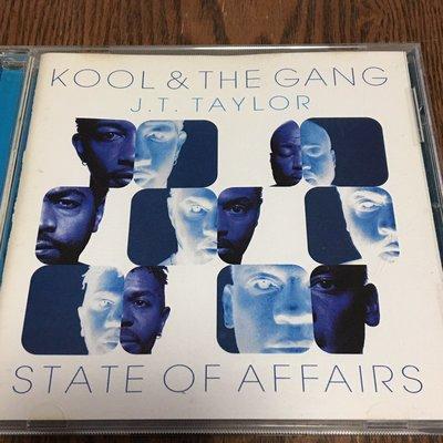 [老搖滾典藏] Kool & The Gang J.T. Taylor-State of affairs 美版專輯