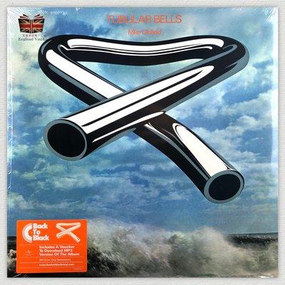 [英倫黑膠唱片Vinyl LP] 麥克歐菲爾德/管鐘 Mike Oldfield / Tubular Bells