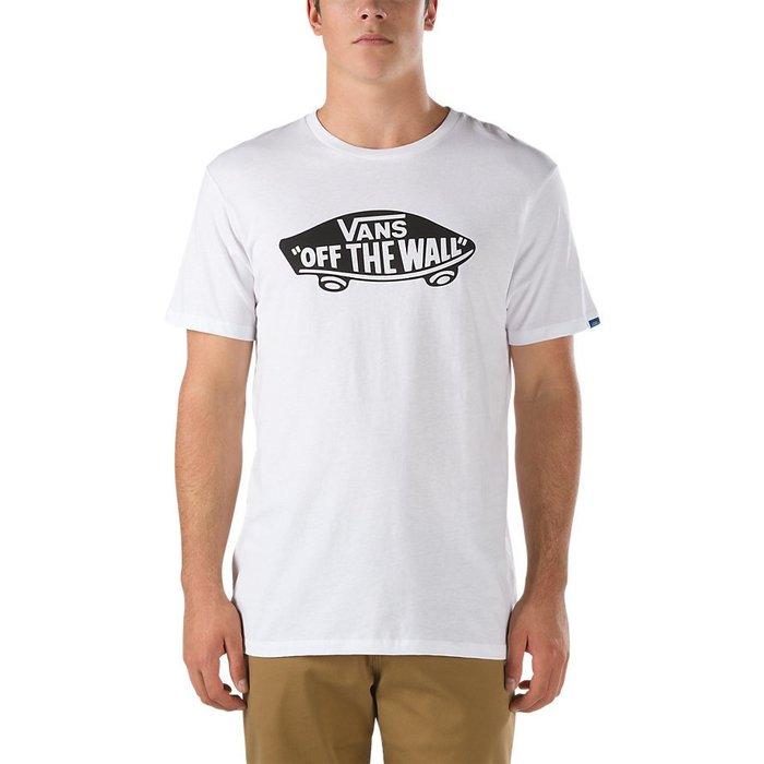 SKATEBOARDING 滑板店 VANS 滑板短袖T恤 OTW