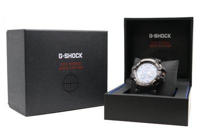 【高雄青蘋果】CASIO 卡西歐 G-SHOCK GPS GPW-1000FC-1A 電波錶 二手手錶#38411