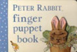 *小貝比的家*PETER RABBIT FINGER PUPPET BOOK /硬頁書