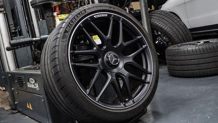 國豐動力 AMG E63 W213 W218 CLS GT 4門 原廠鍛造 20吋 9.5J ET25 10J ET55 現貨供應 價格為鋁圈單價 未含輪胎