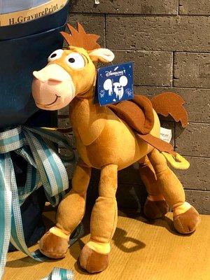 利智玩具美國 迪士尼 玩具總動員 限量珍藏版 紅心馬 ToyStory Bullseye