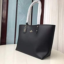 【小怡代購】 全新COACH 36609 美國正品代購新款素色雙面用子母托特包 購物袋 簡約大方 超低直購