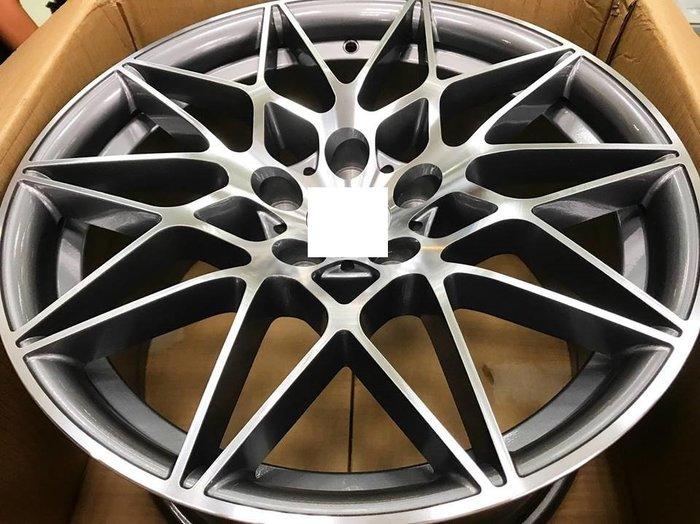 19吋BMW鋁圈含新胎M版E87.F20.F01.F06.F07.F10.F11.F30.F31.F32.F34.F36