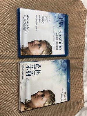 【李歐的二手洋片】幾乎全新銷售版外紙盒裝有精彩劇照 凱特布蘭琪 藍色茉莉 藍光 BD  下標就賣
