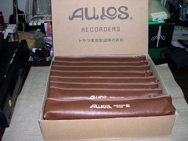 【華邑樂器51105】AULOS 503B 高音直笛 (日製 學校直笛團指定愛用 503高音笛)