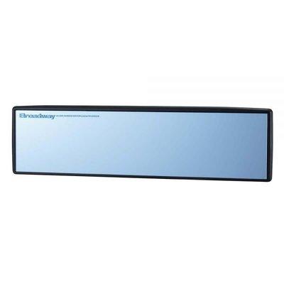 愛淨小舖-[免運] 日本 NAPOLEX BW-156 德國光學平面藍鏡300mm 室內鏡 後照鏡 車內後照鏡 新北市