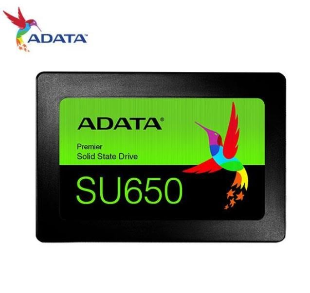 (附發票)ADATA威剛SU650 120G 120GB 3D SSD讀520M寫450M(非240G 256G)
