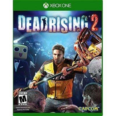 實體光碟 死亡復甦 2 Dead Rising 2 -XBOX ONE 英日文美版