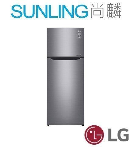 SUNLING尚麟 LG 186L 2級 變頻雙門冰箱 GN-L235SV 新款 GN-I235DS  歡迎來電