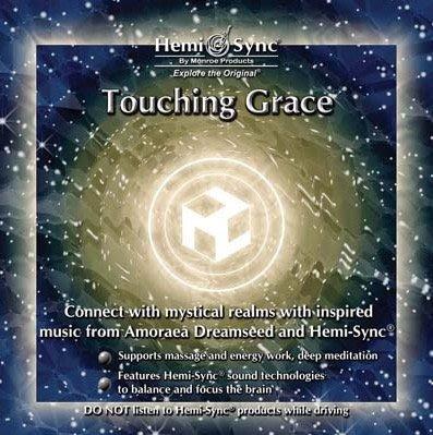 [心靈之音] 輕觸恩寵 Touching Grace-美國孟羅Hemi-Sync雙腦同步CD進口原裝新品