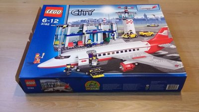 [二手] 樂高,LEGO 3182 飛機場 Airport