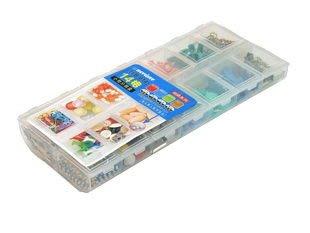 315百貨~ 手作好幫手~TLB-014  14格小物分類盒TLB014/釣魚盒 零件盒 串珠盒 拼布鈕扣 實用方便