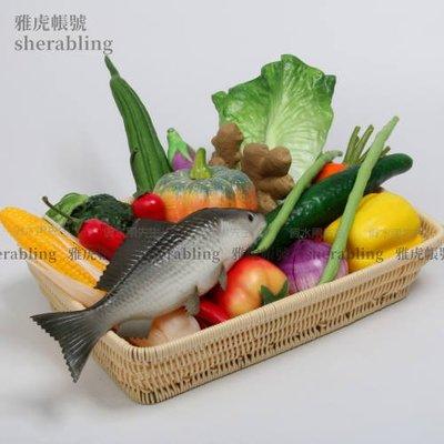 (MOLD-A_226)仿真水果蔬菜假水果模型幼教認知道具仿真蔬菜套裝過家家道具攝影