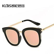 [凱倫芭莎]2003眼鏡鏡框墨鏡太陽眼鏡鏡片偏光太陽鏡5807時尚太陽眼鏡彩膜墨鏡韓版太陽眼鏡速賣通77