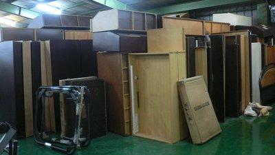 宏品二手家具 中古傢俱買賣 雙人床架 單人床架 組合床 床墊 床板 床箱 床座 床底 2手臥室傢俱 衣櫃 衣櫥 化妝鏡