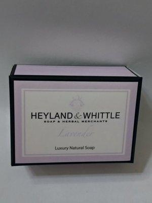 Heyland & Whittle 英倫薇朵 薰衣草手工香氛皂 45g