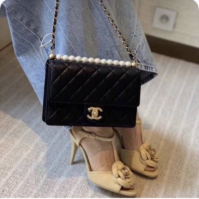 Chanel AS0585 幻象珍珠系...