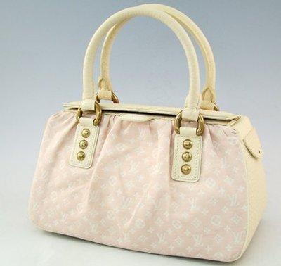 LV真品 100%粉色手提包 C08052091000 M40062.23000