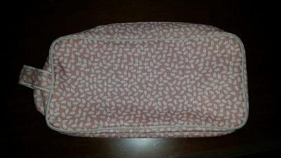 雅詩蘭黛全新化妝包25x14x7cm(椅袋)