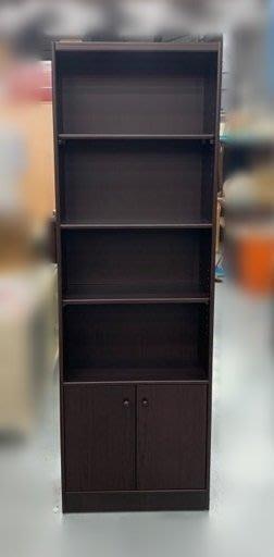 【宏品二手家具】全新 二手家具家電賣場 EA224-1AF*新無玻璃書櫃* 書架展示架 展示櫃 書報架 中古家具買賣