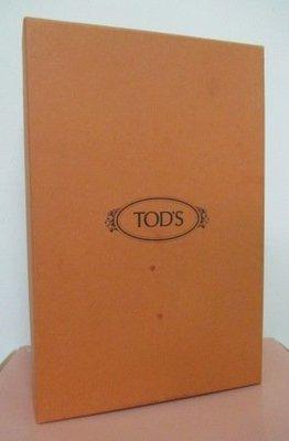 ~TOD'S 直式 鞋盒 18x26.7x9.8cm~