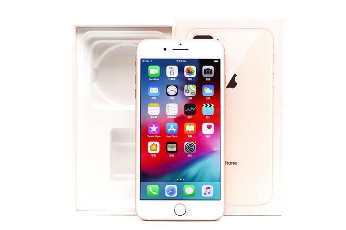 【高雄青蘋果3C】 Apple iPhone 8 Plus 金 64G 64GB 5.5吋 蘋果手機 #38105