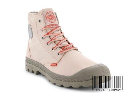 =CodE= PALLADIUM PAMPA PUDDLE LITE+ WP 防水輕量軍靴(粉紅)76117-610 女