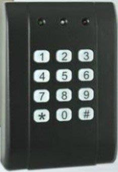 單機 讀卡機 宿舍 公司 門禁系統 開鎖控制 人員管制 含變壓器 防拷磁扣5個 台中 監視器 弱電工程安裝