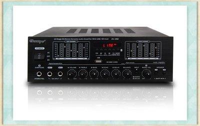 贈2支麥克風 Dennys 迷你卡喇 OK擴大機 大功率 支援USB/FM/SD/MP3雙喇叭輸出/雙等化器