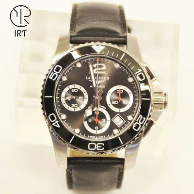【IRT - 只賣膜】浪琴 康卡斯潛水系列 腕錶專用型防護膜  S級極致防護 手錶全機包膜 L3.783.4.56.9