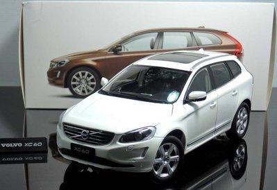 【MASH】現貨瘋狂價 原廠 1/18 Volvo XC60 2015 white