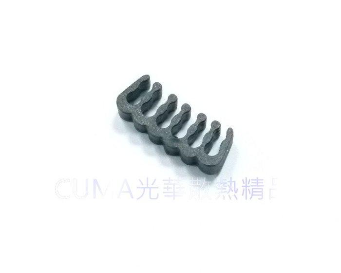 光華CUMA散熱精品*整線材料 PVC 蛇皮網 編織網 理線排 理線梳 12PIN 顯示卡6+6PIN用 黑色~現貨