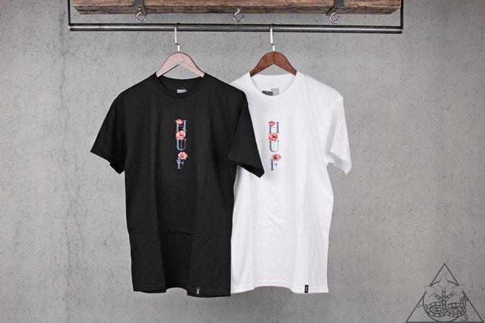 【HYDRA】HUF Bloom T Shirt 花卉 短T【TS00723】