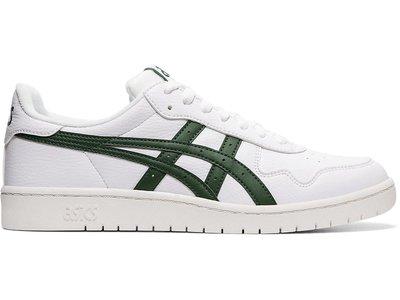 沃皮斯§ASICS TIGER JAPAN S 白綠 復古休閒鞋 女鞋 1192A148-101