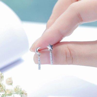 店長嚴選耳釘女氣質韓國簡約小耳墜百搭精致迷你星星小巧清新耳環